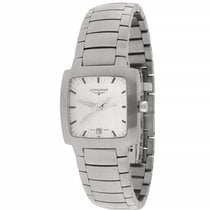 Longines Oposition Steel 24mm White