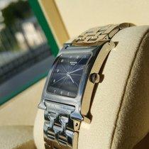 Hermès Ατσάλι 26mm Χαλαζίας HH1.510 μεταχειρισμένο