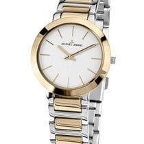 Jacques Lemans Classic Milano Steel 32mm White