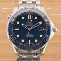 Omega Seamaster Diver 300 M Co-Axial 41 MM - Boxed with Papers...