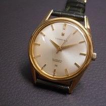 Universal Genève Sarı altın 34mm Otomatik 10369/2 ikinci el