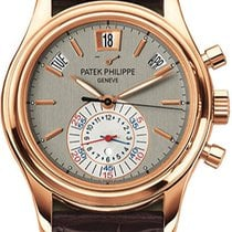 Patek Philippe Annual Calendar Chronograph 18K Rose Gold...