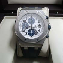 Audemars Piguet 26170ST.OO.D305CR.01 Steel Royal Oak Offshore Chronograph 42mm pre-owned United States of America, New York, New York