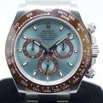 Rolex Daytona Platinum Ref:116506