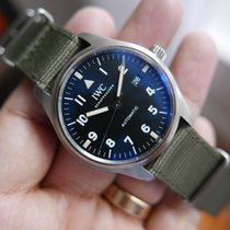 IWC Pilot Mark Tribute to Mark XI IW327007