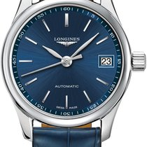 Longines Master Collection Steel 25.5mm Blue United States of America, New York, Airmont