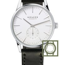 NOMOS Steel 40mm Automatic 801 new