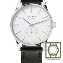 NOMOS Zürich new 2019 Automatic Watch with original box and original papers 801