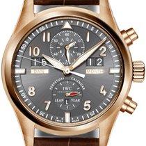 IWC Pilot Spitfire Perpetual Calendar Digital Date-Month nowość 46mm