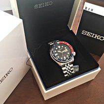 Seiko SKX 009 Divers 200m with jubilee bracelet -NEW-