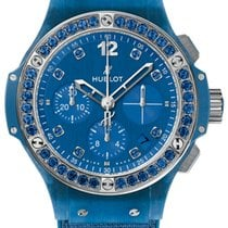 Hublot Big Bang Tutti Frutti Steel 41mm Blue United States of America, New York, New York
