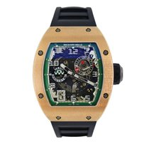 Richard Mille RM010 Rose gold 2012 RM 010 39mm pre-owned United Kingdom, London