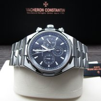 Vacheron Constantin 49150/B01A-9097 Steel Overseas Chronograph 42mm pre-owned United States of America, New York, New York