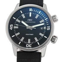 IWC Aquatimer Automatic Steel 44mm Black United States of America, New York, New York