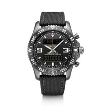 Breitling Chronospace Military Steel 46mm Black United States of America, Iowa, Des Moines