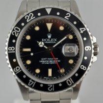 Rolex GMT-Master usato 40mm Acciaio