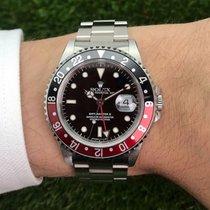 Rolex 16710 Staal 1998 GMT-Master II 40mm nieuw