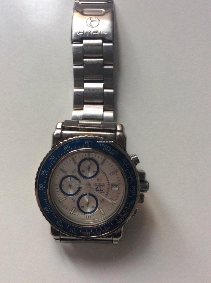 Breil Manta Cronografo eladó 32 182 Ft Magáneladó státuszú eladótól a  Chrono24-en bb86793e8c