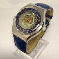 Swatch Platina 36mm Automático SAZ101 novo