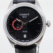 Tissot PR 100 Stahl 40mm Schwarz Keine Ziffern