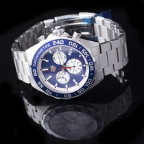 TAG Heuer 43mm Blue