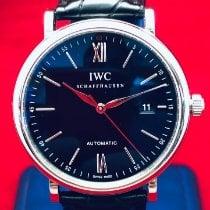 IWC IW356502 Steel 2015 Portofino Automatic 40mm new United States of America, New York, New York