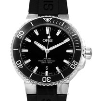 Oris Aquis Date new Automatic Watch with original box and original papers 01 733 7730 4124-07 4 24 64EB