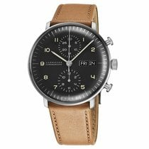 Junghans Steel 40mm Automatic 027/4501.01 new United States of America, New Jersey, Cherry Hill