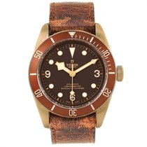 Tudor Black Bay Bronze 41mm Bronze Arabic numerals United States of America, Georgia, Atlanta