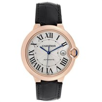 Cartier Ballon Bleu 42mm Rose gold 42mm Silver Roman numerals United States of America, Georgia, Atlanta