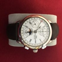 DuBois et fils Silver 38mm Automatic 239 pre-owned