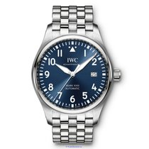 IWC IW327014 Steel Pilot Mark 40mm new United States of America, California, Newport Beach
