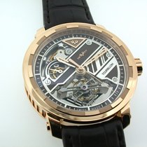Dewitt Rose gold 46mm Manual winding T8.TP.001 pre-owned