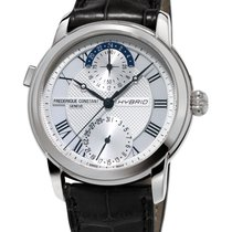 Frederique Constant Stål 42mm Automatisk FC-750MC4H6 ny