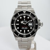 Rolex Sea-Dweller Steel 43mm Black No numerals United States of America, Massachusetts, Boston