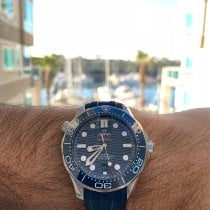 Omega Seamaster Diver 300 M Steel 42mm Blue No numerals United States of America, California, Los Angeles