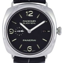 Panerai Radiomir Black Seal 3 Days Automatic PAM 00388 2019 pre-owned