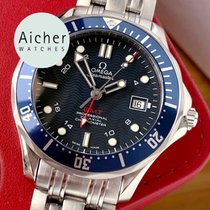 Omega Seamaster Diver 300 M 2535.80.00 Very good Steel 41mm Automatic