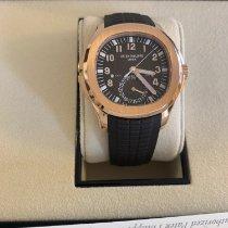 Patek Philippe Aquanaut 5164R-001 Νέα Ροζέ χρυσό Αυτόματη