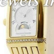 Jaeger-LeCoultre Yellow gold Manual winding 39mm pre-owned Reverso (submodel)