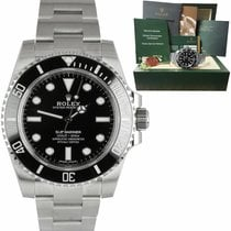 Rolex Submariner (No Date) 114060 pre-owned