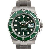 Rolex Submariner Date Acciaio 40mm Verde Italia, BRESCIA