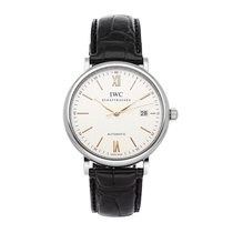 IWC Portofino Automatic Steel 40mm Silver No numerals United States of America, Pennsylvania, Bala Cynwyd
