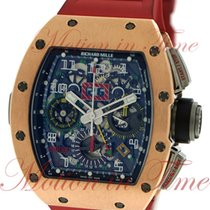 Richard Mille RM-011-02 Flyback Chronograph Dual Time,...