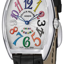 Franck Muller Color Dreams 7502QZCOLDRMSS new