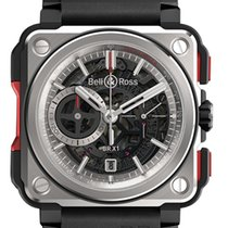 Bell & Ross BR-X1 Titanium 45mm Transparent United States of America, New York, Airmont