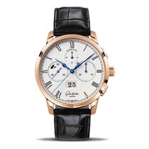 Glashütte Original Men's  1-37-01-01-05-30  Senator Chronograp...