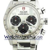 Tudor 42000-95730 WHI ARAB Fastrider Chronograph White Dial...