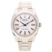 Rolex Milgauss 116400 - Gents Watch - 2013