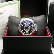 Chopard Mille Miglia Gt Xl Gmt Automatic Steel Mens Watch...